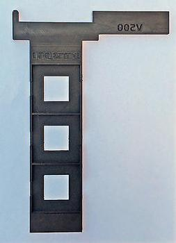 127 slide holder made for select Canon and Epson film scanners