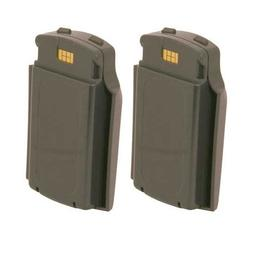 2 Batteries for HHP Hand Held Products 7600-BTEC, DOLPHIN 76