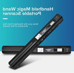 YABLAM USB 600DPI 900DPI Portable Scanner for A4 Document Ph