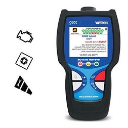 Innova 3030h Diagnostic Code Reader/Scan Tool with ABS for O