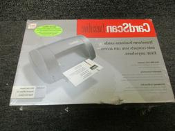 CardScan 500 Executive Business Card Scanner with Version 6
