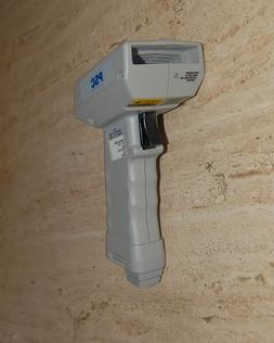PSC 5310HP1042 Hand-Held Laser Scanner w/stand. New in box.