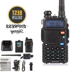 Baofeng Pofung UV-6R Dual-Band Two-Way Radio Transceiver 136