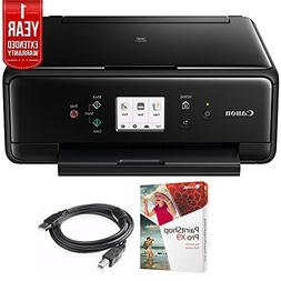 Canon PIXMA TS6120 Wireless All-in-One Compact Printer with