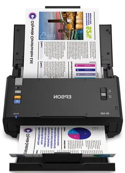 Epson WorkForce DS-520 Sheet-Fed Color Document Scanner for