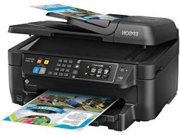 Epson WorkForce WF-2660 All-In-One Wireless Color Printer wi