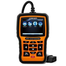 FOXWELL NT510 Automotive OBD2 Scanners Code Reader for BMW F