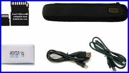 Magic Wand Portable Scanner Accessories Bundle for VuPoint M