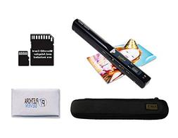 VuPoint ST415 Magic Wand Portable Scanner, Protective Case,