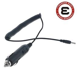 SLLEA Car DC Adapter for Uniden Bearcat Radio Scanners : BC6