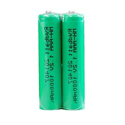 AAA NiMH Battery - CHS 7Ci/7Di/7Mi/7Pi, 20 Batteries