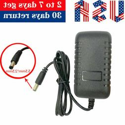 AC 110-240V Converter Adapter DC 13.5V 1A Wall Charger Power