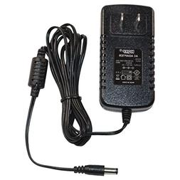 HQRP 12V AC Adapter for Uniden AD-70U AD-7019 BC-120XLT BC-2