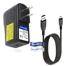 T-Power 6.6ft Cable Ac Dc Adapter Compatible Brother Dsmobil