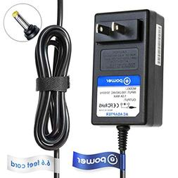 T-Power AC Adapter 6.6ft Cord 24v Compatible with Brother Sc