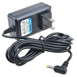 PwrON 6.6 FT 6V AC to DC Adapter for Uniden Handheld Scanner