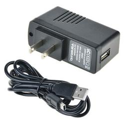 AC Power Charger Adapter + USB cable for Uniden Bearcat BCD4