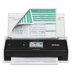 Brother ADS-1500W Sheetfed Scanner - 600 dpi Optical ADS1500
