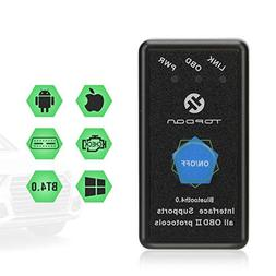 TT TOPDON Auto Mate AutoMate Scanner Bluetooth for iOS, iPho