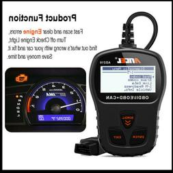 automotive obd code reader obd2 scanner car