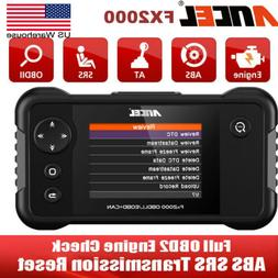 Automotive OBD2 Code Reader Diagnostic Tool Engine Transmiss