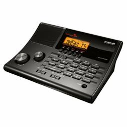 Uniden BC365CRS 500 Channel Scanner and Alarm Clock with Sno
