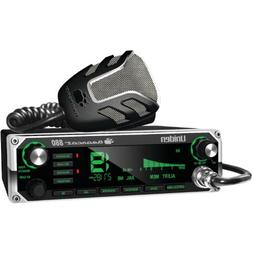 Uniden BEARCAT 880 CB Radio with 40 Channels and Large Easy-