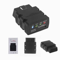 Bluetooth Diagnostic Tool Scanner CAN BUS Interface OBD2 For
