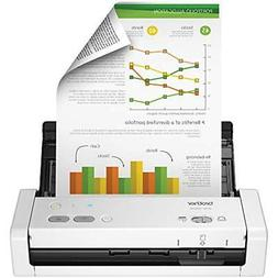 Brother Wireless Portable Compact Desktop Scanner, ADS-1250W