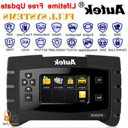 Car Full Systems Engine ABS SRS Transmission immobilizer sca