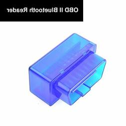 Car OBD2 Reader Bluetooth Adapter 16Pin Scanner for Android