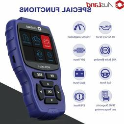 Car Scanner TPMS SRS Airbag ABS GPSM ECU IC Code All System