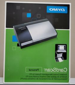 DYMO CardScan Personal Business Card Scanner
