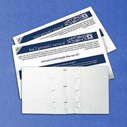 Digital Check Scanner Cleaning Card featuring Waffletechnolo