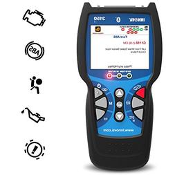 Innova Color Screen 3150f Code Reader/Scan Tool with ABS/SRS
