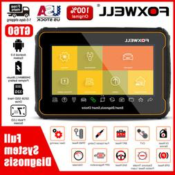 FOXWELL OBD2 Diagnostic Tool Automotive Scanner BMS DPF ABS