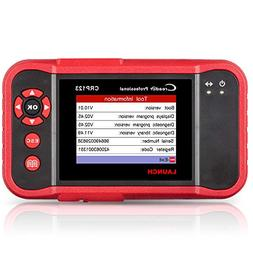 Launch CRP123 OBD2 Scanner Engine/ABS/SRS/Transmission Autom