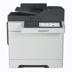 Lexmark CX517de Color All-in One Laser Printer with Scan, Co