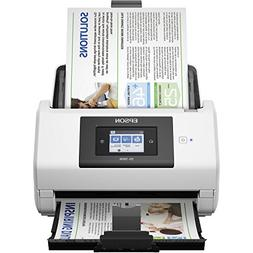 Epson DS-780N Network Color Document Scanner for PC and Mac,