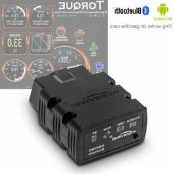 elm327 bluetooth obd2 obdii car