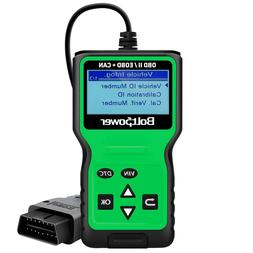 Bolt Power Engine Universal Car Code Reader Scanner Diagnost