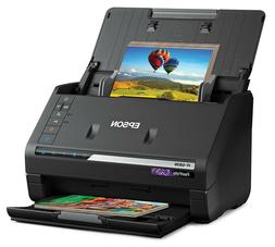 Epson FastFoto Wireless High-Speed Photo and Document Scanni