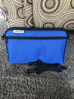 Flip Pal Mobile Scanner CASE Blue Carrying Case New Without