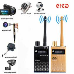 GPS TRACKER G319 PRO RF SPY BUGS DETECTOR FREQUENCY SCANNER