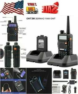 Handheld Radio Scanner Police Fire Transceiver Portable Ante