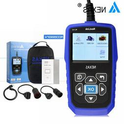 Heavy Duty Diesel Truck Diagnostic Scanner Engine Code Reade