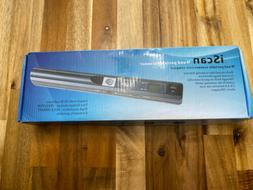 ISCAN Handheld Scanner Portable Scanner HD Home Color A4 Boo