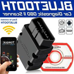 kw808 car scanner tool eobd obd2 automotive