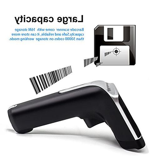 Alacrity 2-in-1 & USB 2D QR CCD Data Reader Payment Computer