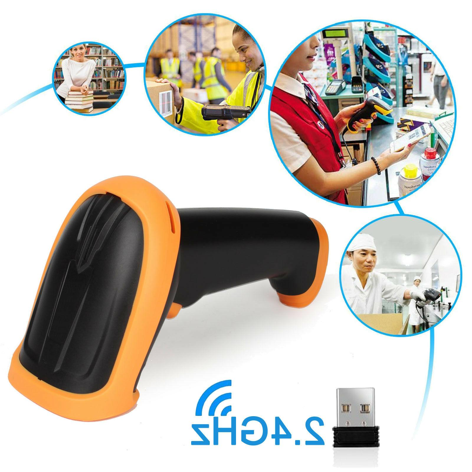 Portable Barcode Scanner Reader Scan POS